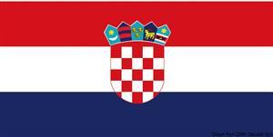 Bandiera Croazia 70 x 100 cm [Osculati]
