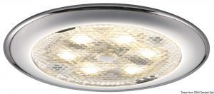 Faretto LED Procion senza incasso no interruttore [Osculati]