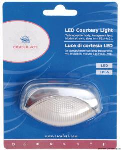 Luce di cortesia a LED [Osculati]