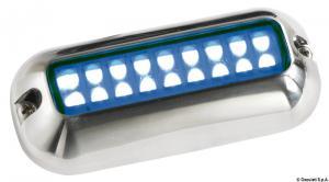 Luce subacquea a LED blu [Osculati]