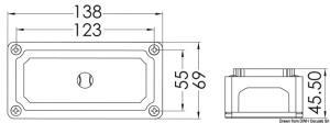 Terminali elettrici bus-bar Heavy Duty [Osculati]