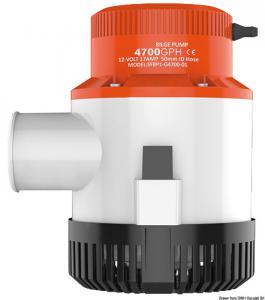 Pompa di sentina ad immersione G4700 12 V [Osculati]