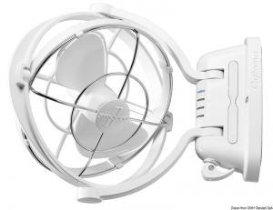 Ventilatore Caframo mod. Sirocco II nero 12/24V [Caframo Limited]