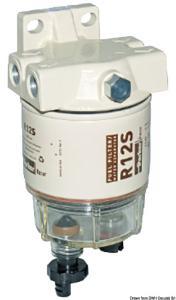 Filtro separatore acqua/carburante Racor 57 l/h [Incofin]