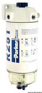 Filtro separatore acqua/carburante Racor 170 l/h [Incofin]