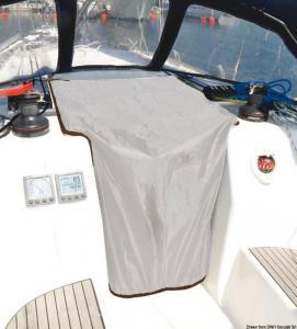 Tendina oscurante con rete antizanzare [Waterline Design]