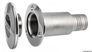 Tappo inox a filo Waste 38 mm [Osculati]