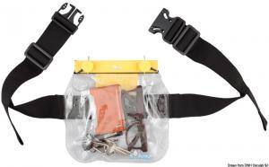Porta oggetti stagno trasparente 19 x 21 cm [Amphibious]