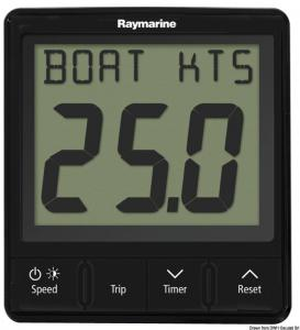 Display Speed Raymarine i50 [Raymarine]