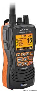VHF COBRA MARINE MR HH600 GPS BT EU [Cobra marine]