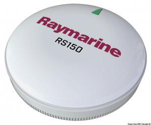 Antenna GPS RAYMARINE RS150 10Hz connessione STNG [Raymarine]