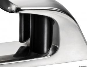 Passacavo inox Capri a rulli 210mm