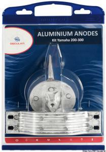 Kit alluminio fuoribordo Yamaha 300/350/425 HP