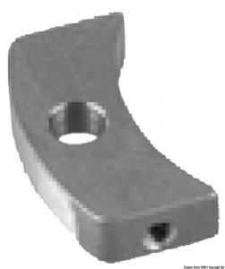 Placca adattatrice per collare a due pezzi [Osculati]