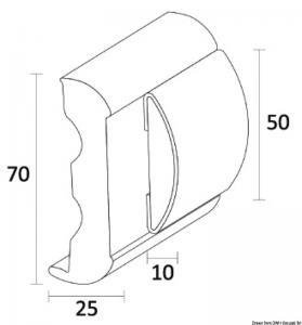 Base standard SPHAERA 50 - 24 mt [Tessilmare]