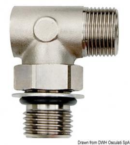 Raccordo girevole Ultraflex per pompe (AF90) [Ultraflex]