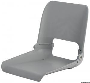 Solo scocca sedile con schienale ribaltab.e sfil [Osculati]