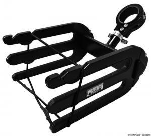Wakeboard con 2 forche da 38 mm. nero [Osculati]