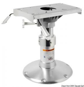 Base scocche sedile 350/480 mm [Osculati]