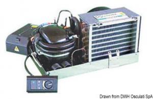 Condizionatore + pannello 220 V 9000 BTU [Climma]