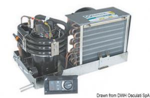Condizionatore + pannello 220 V 12000 BTU [Climma]