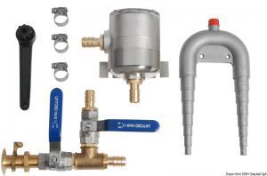 Kit circuito raffreddamento per generatori [Osculati]