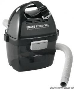 Aspirapolvere portatile WAECO autoalimentato Power-vac [Dometic]