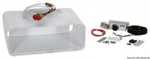 Evaporatore scatolato per frigo max 125 l [Isotherm]