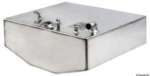 Serbatoio in alluminio benzina 207 Lt [Osculati]