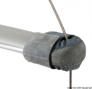 Copricrocette in pelle naturale 55-95 [Waterline Design]