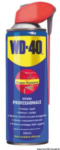 Lubrificante multiuso WD-40 Professional 500ml [WD-40]