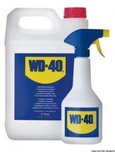 Lubrificante multiuso WD-40 5lt + 1 dosatore spray [WD-40]