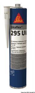 Sikaflex 295 UV nero 600 ml [Sika]