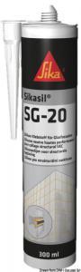 Adesivo siliconico SIKASIL SG-20 [Sika]