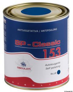 Antivegetativa autolevigante Classic 153 blu  0,75 l [Osculati]