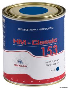 Antivegetativa a matrice dura Classic 153 blu 0,75 l [Osculati]