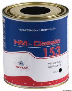 Antivegetativa a matrice dura Classic 153 nera 0,75 l [Osculati]