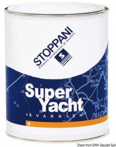 Flatting Superyacht STOPPANI LECHLER [Stoppani]