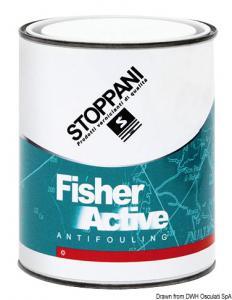 Antivegetativa Fisher Paint blu 0,75 l [Stoppani]