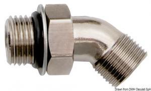 Raccordo per Pompe Ultaflex a 45° (AF45) [Ultraflex]