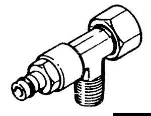 Raccordo per Pompe Ultaflex a T 3/8 (VFN38) [Ultraflex]