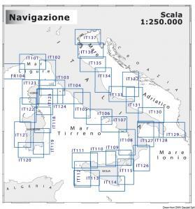 Carta Navimap IT134-IT135 [Navimap]