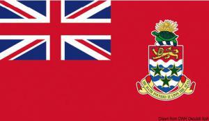 Bandiera Isole Cayman mercantile 20x30 [Osculati]