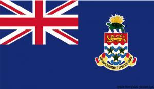 Bandiera Isole Cayman nazionale 20x30 [Osculati]