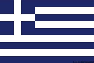 Bandiera Grecia 20 x 30 cm [Osculati]