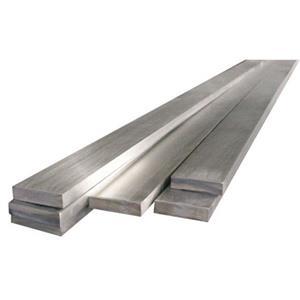 Piatto inox larghezza 80 mm spessore 6 mm (opaco) - AISI 304 [Tuttoinox]