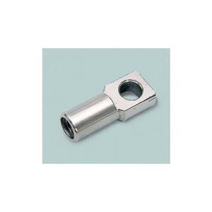 Terminale ad occhiello in acciaio inox filettato diametro 9,9 [Mavimare]