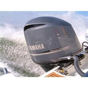 Cilindro frontale bilanciato per motori fino a 300 Hp (attacco tubi laterale)