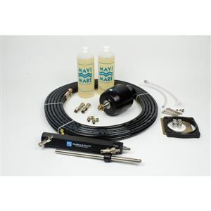 Kit Timoneria idraulica per motori entrofuoribordo servoassistiti montaggio laterale [Mavimare]