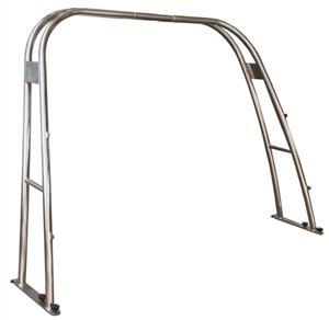 Roll bar estraibile New Ø 40 [TR Inox]